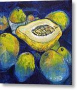 Maracuya/passion Fruit Metal Print