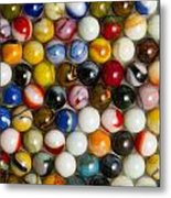Marble Collection 16 Metal Print
