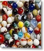 Marble Collection 9 Metal Print
