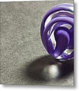 Marble Wilkerson Glass 1 Metal Print