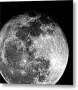 March Full Moon Metal Print
