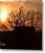 March Sunrise4 Metal Print by Jennifer  King