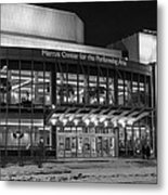 Marcus Center For The Performing Arts Metal Print