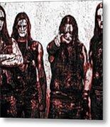 Marduk Metal Print