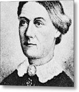 Margaret Taylor (1788-1852) Metal Print