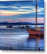 Margaret Todd At Sunrise Metal Print