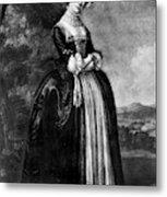 Margaret Woffington (c1714-1760) Metal Print