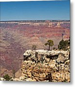 Maricopa Point Grand Canyon National Park Metal Print
