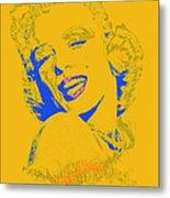 Marilyn Monroe 20130331v2 Metal Print