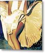 Marilyn Monroe Artwork 4 Metal Print