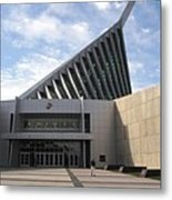 National Museum Of The Marine Corps In Triangle Virginia Metal Print