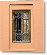 Marrakech Window Metal Print