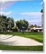 Marrakesh Golf Palm Springs Metal Print