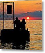Marry Me Metal Print by Frozen in Time Fine Art Photography