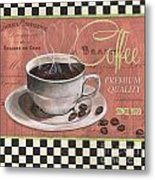Marsala Coffee 1 Metal Print