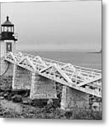 Marshall Point Lighthouse 2937 Metal Print