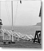 Marshall Point Lighthouse 2963 Metal Print