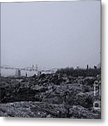 Marshall Point Lighthouse Metal Print