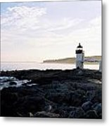 Marshall Point Sky Metal Print