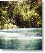 Martha Brae River Metal Print