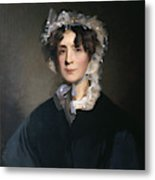 Martha Jefferson Randolph (1772-1836) Metal Print
