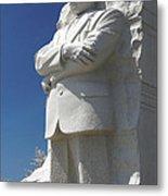 Martin Luther King Jr. Memorial Metal Print by Mike McGlothlen