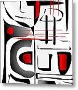 Marucii 099-02-13 Metal Print