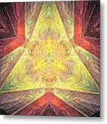 Marucii 238-03-13 Abstraction Metal Print