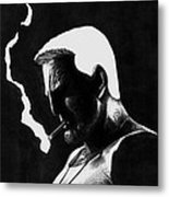 Marv Metal Print by Wave