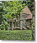 Mary Dells House Metal Print by Heather Applegate