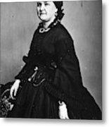 Mary Todd Lincoln (1818-1882) Metal Print