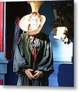 Maryland Renaissance Festival - A Fool Named O - 121210 Metal Print by DC Photographer