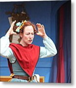 Maryland Renaissance Festival - A Fool Named O - 121217 Metal Print