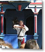 Maryland Renaissance Festival - A Fool Named O - 121226 Metal Print by DC Photographer