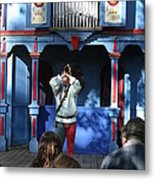 Maryland Renaissance Festival - A Fool Named O - 12123 Metal Print by DC Photographer