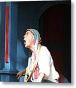 Maryland Renaissance Festival - A Fool Named O - 121233 Metal Print by DC Photographer