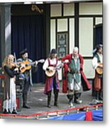 Maryland Renaissance Festival - People - 121257 Metal Print