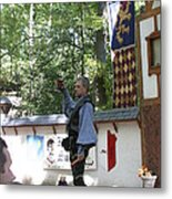 Maryland Renaissance Festival - Puke N Snot - 12122 Metal Print by DC Photographer