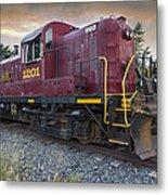 Maryland_delaware 1201 Metal Print