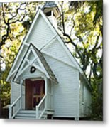 Mary's Chapel Metal Print