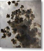 Mascleta Explosion Metal Print