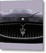 Maserati Granturismo I Metal Print