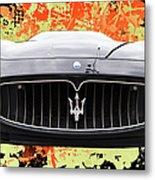 Maserati Granturismo I V Metal Print