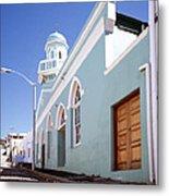 Masjid Boorhaanol Bo Kaap Metal Print
