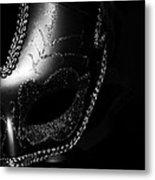 Mask Series 07 Metal Print