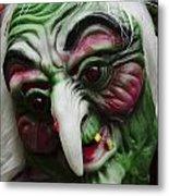 Masks Fright Night 5 Metal Print