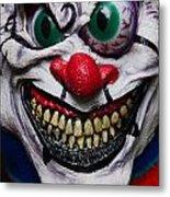 Masks Fright Night 6 Metal Print