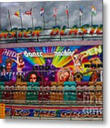 Master Blaster All The Fun Of The Fair Metal Print