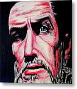 Master Of The Macabre-vincent Price  Metal Print