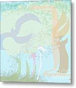 Matisse Meets Martha Stewart Metal Print